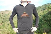 Frontal de Segunda capa: X-Bionic - Trail Running Humdinger Shirt