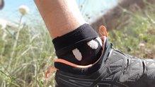 X-Socks Run Speed One: X-Bionic Run Speed One, compresión media.
