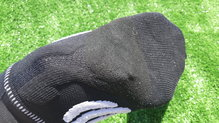 X-Socks Run Speed One: X-Bionic Run Speed One, protección talón y ventilación.