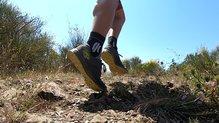 X-Socks Run Speed One: X-Bionic Run Speed One, tejido mullido.