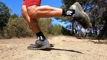 X-Socks Run Speed One: X-Bionic Run Speed One, mantienen la elasticidad.