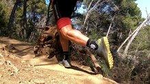 X-Socks Run Speed One: X-Bionic Run Speed One en acción.