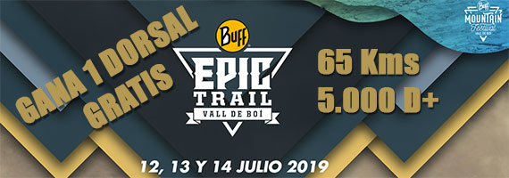 Dorsal Buff Epic Trail