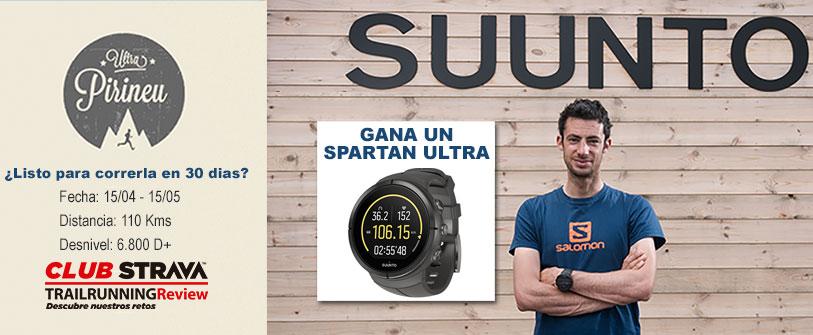 Suunto Spartan Ultra