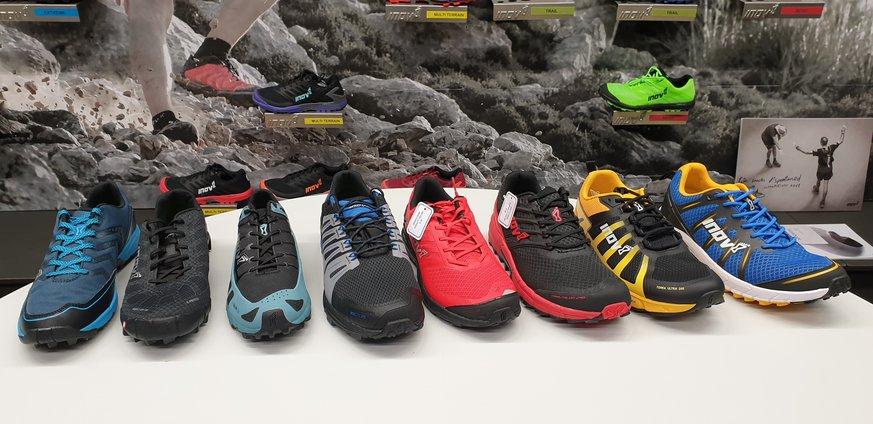 Inov-8 - Gama zapatillas trail running