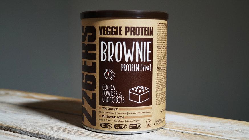 226ERS - Veggie Protein Brownie