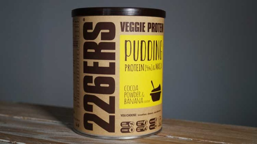 226ERS Veggie Protein Pudding