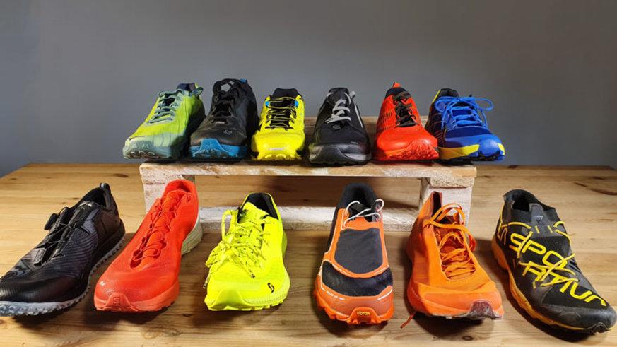 gran selección de 46763 b39d6 Las mejores zapatillas trail running para distancias cortas ...