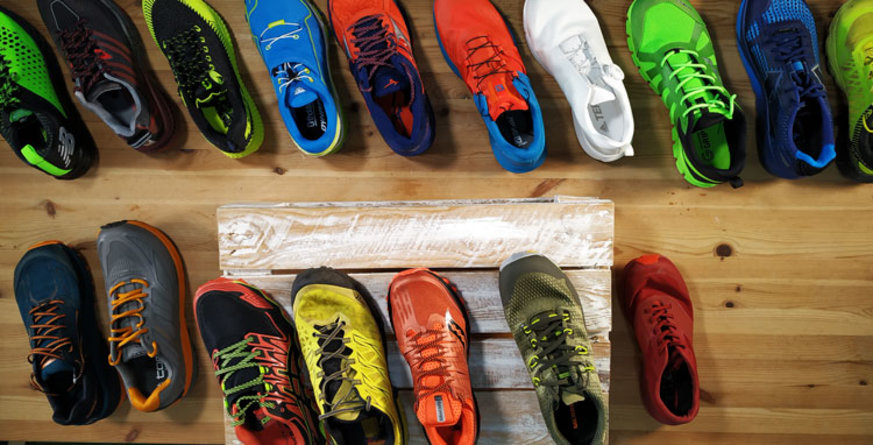 Las mejores zapatillas trail Running para distancias largas