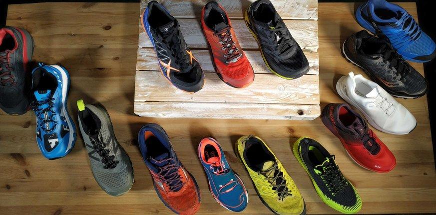 Zapatillas para ultras 2018