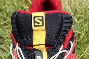 zapatillas salomon originales y truchas rojas