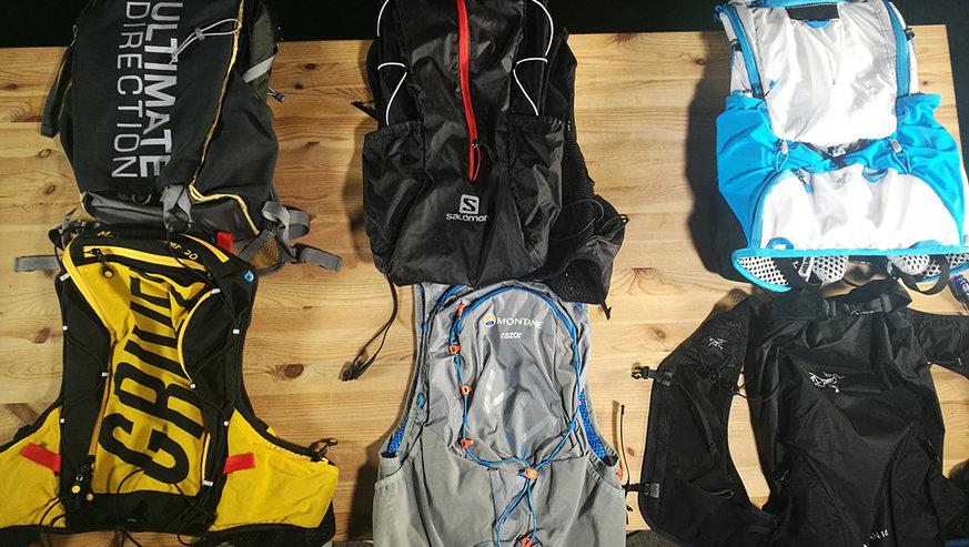 Mejores mochilas de trail por etapas