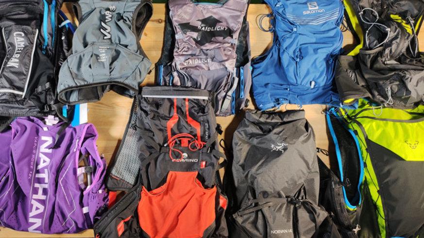 Mochilas de Trail Running para Larga Distancia 2019